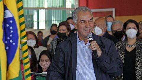 Reinaldo Azambuja: orgulho de Mato Grosso do Sul, o Estado que mais vacina