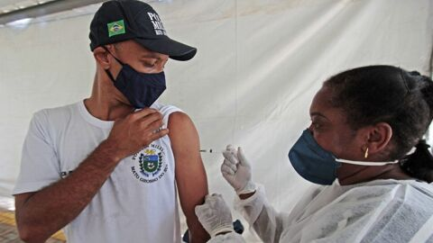 Covid-19: taxa de contágio tem leve queda, mas MS registra 20 mortes