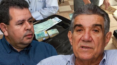 """""""Dark Money"""": veja quem foi preso, os valores apreendidos e a fuga do ex-prefeito"""
