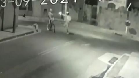 Vídeo: Adevilson é executado a tiros no Jardim Aero Rancho; imagens fortes