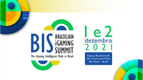 Apostas esportivas, loterias e afiliação serão temas centrais do Brazilian iGaming Summit 2021