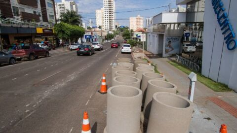 Cruzamento das Ruas Pedro Celestino e 15 de Novembro estará parcialmente impedido