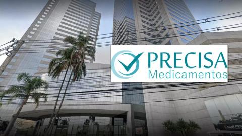 PF faz busca e apreensão em sede da Precisa Medicamentos a pedido da CPI da Pandemia