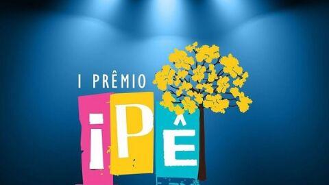 Primeiro edital de premiação teatral 'Ipê Teatro', é lançado na Capital; R$ 160 mil total