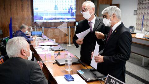 Médicos que delataram Prevent e Luciano Hang na CPI da Pandemia essa semana