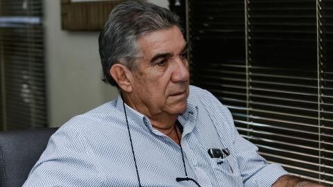 Após horas de fuga, Maurílio Azambuja, ex-prefeito de Maracaju é preso na Capital