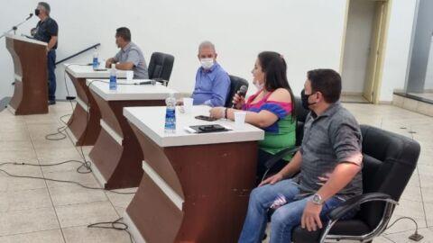 Estado e municípios discutem UTI's e Núcleo de Hemodiálise em Naviraí