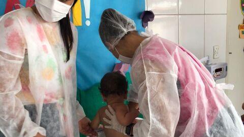 BEM-ESTAR  Secretaria de Saúde de TL inicia ações do Programa Saúde na Escola