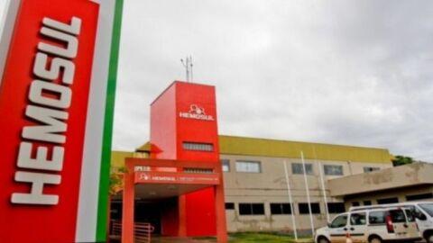 Para reforçar estoque, Hemosul vai receber 217 bolsas de sangue vindas do Ceará