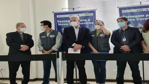 Ministério da Saúde lança campanha com testes de antígeno que existe há seis meses em MS
