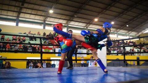 Final do estadual de Muay Thai Tradicional acontece neste domingo