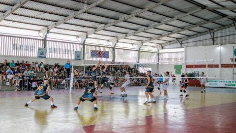 Jardim e Nioaque são campeões da Região Oeste da Liga MS de Voleibol