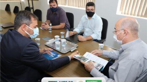 UEMS e Prefeitura de Nova Andradina oficializam curso de Sistemas de Informação