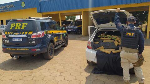 Sergipano, Cícero é preso em MS traficando com carro roubado em MT