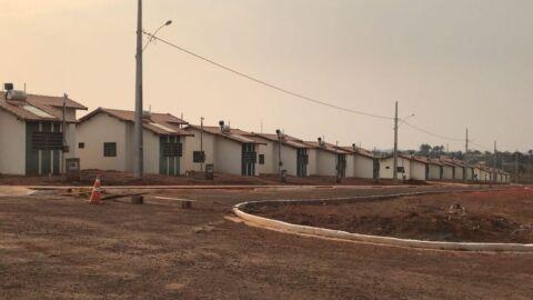 Governo divulga lista dos 85 ganhadores de uma casa em Pedro Gomes