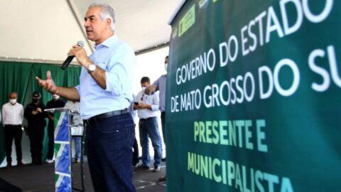 Entre vistorias e entregas, governador percorreu municípios autorizando novos investimentos