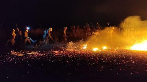 Pantaneiros destacam efetividade do Estado no combate aos incêndios florestais