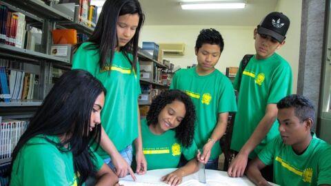 Lei cria programa de fomento à alfabetização nas redes públicas de ensino
