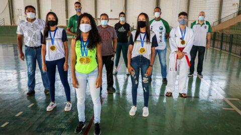 Três Lagoas fecha Jogos Escolares da Juventude com 05 medalhas de ouro, 01 prata e 01 bronze