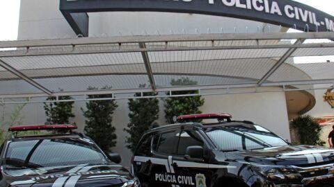 Inaugurada, delegacia coibirá roubos a gado em MS; homenageia delegado morto em acidente