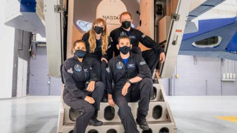 Primeira missão civil ao espaço é lançada hoje e não para na Estação Espacial