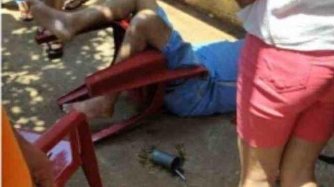 Atentado em roda de tereré mata um e fere vereador; Paraguai tem uma morte por dia