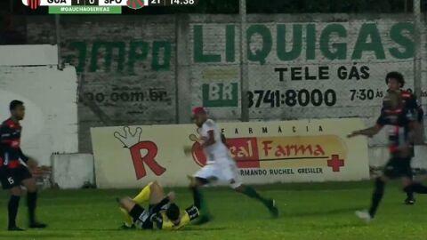 Após chutar árbitro da partida na cabeça, William Ribeiro é preso em flagrante