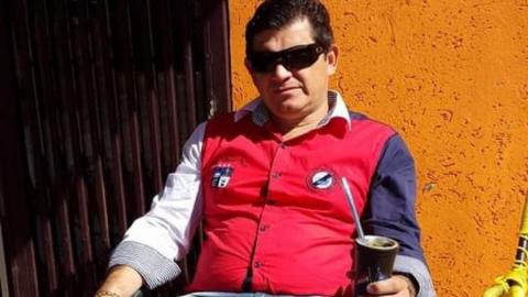 Ex-jogador de futebol que atuava como advogado é executado na fronteira