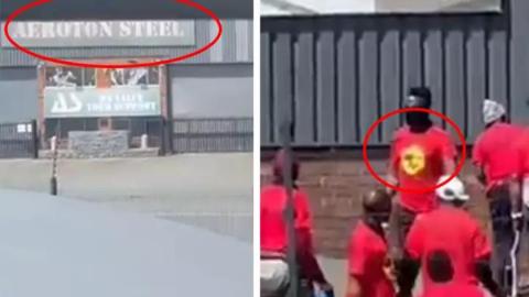 """É fake o vídeo em que """"MST"""" quebra obra inaugurada por Bolsonaro"""