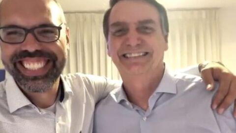 Ministro manda prender e extraditar blogueiro bolsonarista
