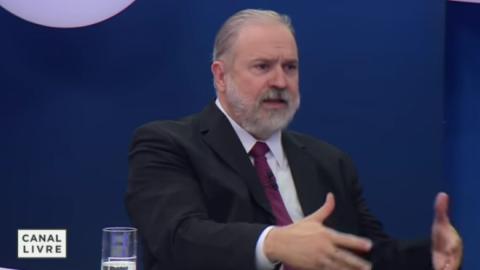 Augusto Aras afirma que não vai se omitir sobre relatório da CPI da Pandemia