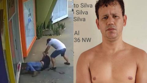 Vídeo: a luz do dia, Cícero mata Leandro com 24 golpes e deixa faca cravada