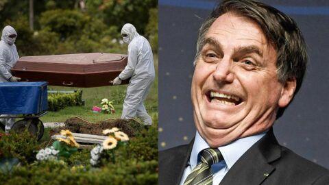 """""""Serial killer que tem compulsão de morte"""", diz relator sobre Bolsonaro"""