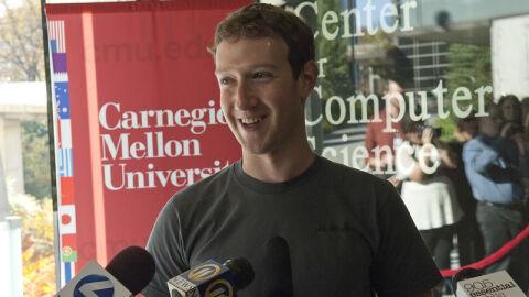 Rede social Facebook anuncia mudança do nome