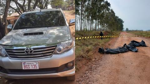 Corpos achados em sacos; 'vítimas saíram para negociar caminhonete'