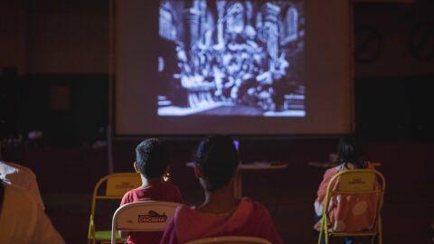 Praça do José Abrão terá exibição de filmes e pipoca gratuita