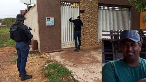 """João é preso após atropelar, descer do carro e matar Admir a """"facãozadas"""""""