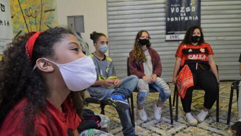 """Crianças carentes do Canguru recebem """"Noite dos Sonhos"""" de ONG local"""