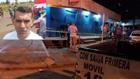 Candidato à vereador da oposição, Nestor é executado à tiros pelas costas