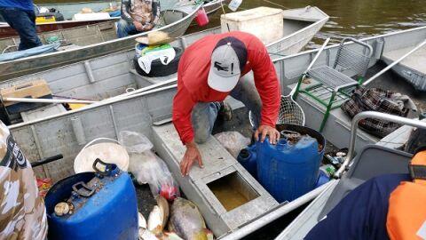 Piracema; pesca fica proibida a partir do dia 05 de novembro até 2022
