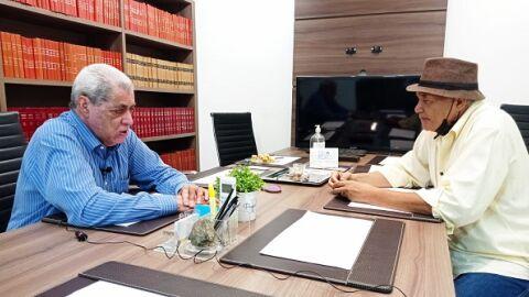 Puccinelli multiplica contatos e avança com pré-candidatura ao Governo de MS