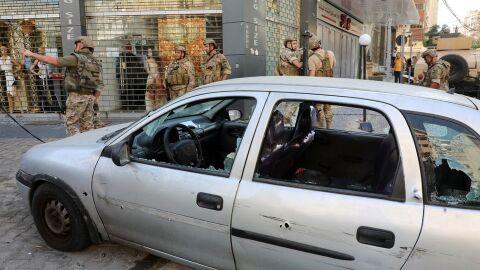 Vídeo: vários mortos em manifestação em Beirute