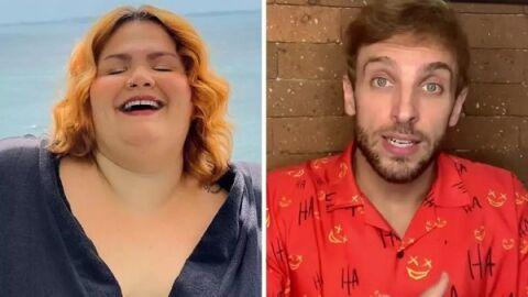 Thais Carla receberá R$ 5 mil de Leo Lins por gordofobia