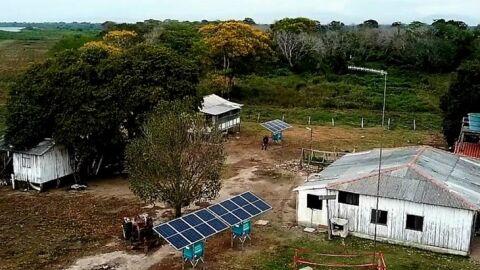 Projeto para levar energia elétrica ao Pantanal concorre a prêmio mundial