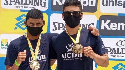 JUBs Brasília: MS conquista ouro no atletismo paradesportivo e duas pratas no judô