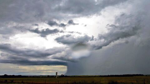 Tempo continua fechado com chance de mais chuva para grande parte do Estado