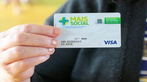 """Governo entrega 1,6 mil cartões do """"Mais Social"""" nesta segunda-feira na Capital"""