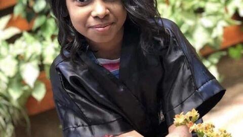 Parquinho ganha nome de menina que lutou por 3 anos contra doenças raras