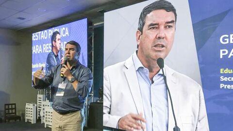 Riedel ministra palestra sobre futuro do agro em simpósio sobre sustentabilidade