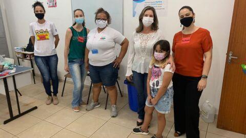 """Assistência Social dá início ao Programa """"Famílias Fortes"""" em Três Lagoas"""